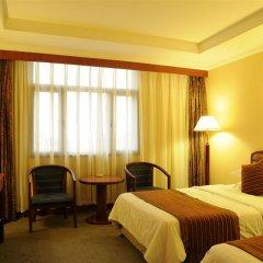 Отель Beijing Debao Hotel Китай, Пекин - отзывы, цены и фото номеров - забронировать отель Beijing Debao Hotel онлайн комната для гостей фото 7