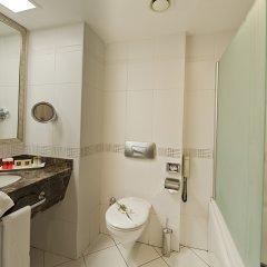 Kamelya Selin Hotel Турция, Сиде - 1 отзыв об отеле, цены и фото номеров - забронировать отель Kamelya Selin Hotel онлайн ванная фото 2