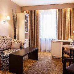 Гостиница Измайлово Бета 3* Люкс Комфорт с разными типами кроватей фото 2