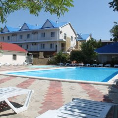 Гостиница Астон бассейн фото 2