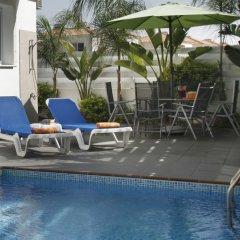 Отель Casa Bianca Кипр, Протарас - отзывы, цены и фото номеров - забронировать отель Casa Bianca онлайн бассейн фото 2