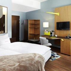 25hours Hotel Zürich West 4* Номер Platinum с различными типами кроватей