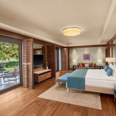 Regnum Carya Golf & Spa Resort 5* Вилла Премиум с различными типами кроватей фото 2