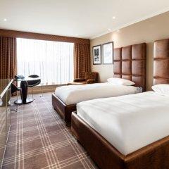 Отель Radisson Blu Edwardian Heathrow 4* Улучшенный номер с различными типами кроватей фото 2