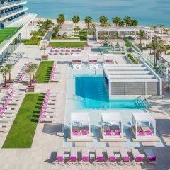 Отель W Dubai The Palm Дубай бассейн фото 2