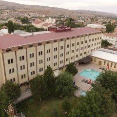 Отель Altinyazi Otel вид на фасад