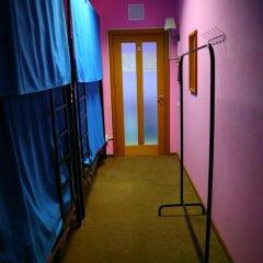 Moscow Hostel Travel Inn Кровать в общем номере с двухъярусной кроватью фото 14