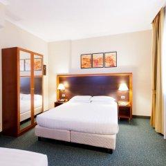 Smooth Hotel Rome West 4* Улучшенный номер с различными типами кроватей