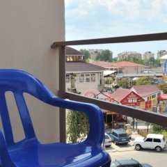 Гостиница Островок балкон