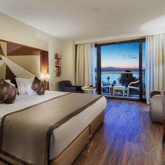 Отель Nirvana Lagoon Villas Suites & Spa 5* Улучшенный номер с различными типами кроватей фото 2