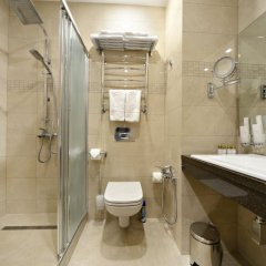 Гостиница Ярославская 3* Номер Делюкс с 2 отдельными кроватями фото 2