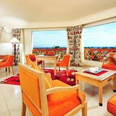Отель Movenpick Resort Taba комната для гостей фото 5