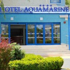 Отель Apart Complex Aquamarine Half Board Болгария, Камчия - отзывы, цены и фото номеров - забронировать отель Apart Complex Aquamarine Half Board онлайн вид на фасад