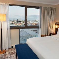 Отель Hilton Vienna Австрия, Вена - 13 отзывов об отеле, цены и фото номеров - забронировать отель Hilton Vienna онлайн балкон фото 2