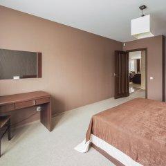 Гостиница Комплекс апартаментов Комфорт Улучшенные апартаменты с различными типами кроватей фото 8