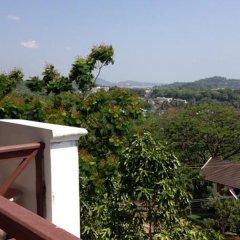 Отель Panwa Beach Svea's Bed & Breakfast Таиланд, Пхукет - отзывы, цены и фото номеров - забронировать отель Panwa Beach Svea's Bed & Breakfast онлайн балкон фото 2