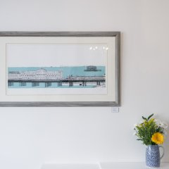 Brighton Marina House Hotel - B&B Кемптаун удобства в номере фото 3