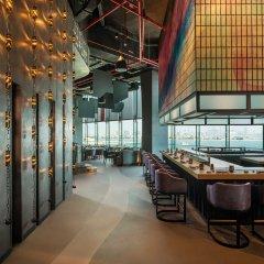 Отель W Dubai The Palm Дубай гостиничный бар фото 6