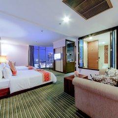 The Berkeley Hotel Pratunam 5* Номер категории Премиум с различными типами кроватей фото 2