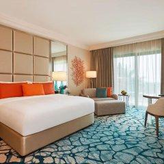 Отель Atlantis The Palm 5* Номер Palm с различными типами кроватей