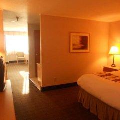 Отель Ramada Vancouver Exhibition Park Канада, Ванкувер - отзывы, цены и фото номеров - забронировать отель Ramada Vancouver Exhibition Park онлайн комната для гостей фото 2