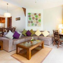 Отель Allamanda Laguna Phuket 4* Улучшенные апартаменты разные типы кроватей фото 2