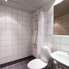 Отель Stryn Hotell ванная фото 2
