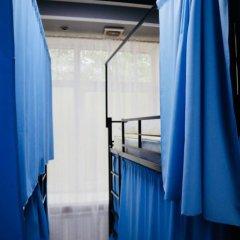 Хостел Travel Inn Выставочная Кровать в женском общем номере с двухъярусной кроватью фото 2