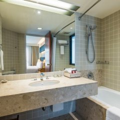 Отель Chatrium Residence Sathon Bangkok Бангкок ванная