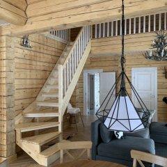 База Отдыха Forrest Lodge Karelia Улучшенный шале с разными типами кроватей фото 2