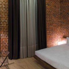 Дизайн-отель Brick комната для гостей