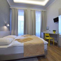 Мини-Отель Salstory Стандартный номер с различными типами кроватей фото 7
