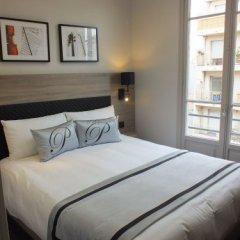 Hotel Paganini 3* Стандартный номер с различными типами кроватей фото 5
