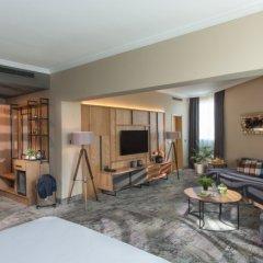Best Western Plus hotel Expo 4* Представительский люкс с различными типами кроватей фото 4