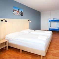 Отель a&o Prag Metro Strizkov 3* Стандартный номер с двуспальной кроватью фото 2