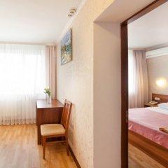 Парк-Отель и Пансионат Песочная бухта 4* Стандартный номер с двуспальной кроватью фото 4