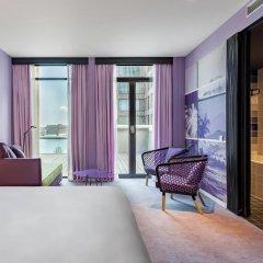 Отель Room Mate Bruno 4* Представительский номер с различными типами кроватей фото 4