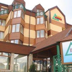 Отель Bansko Болгария, Банско - отзывы, цены и фото номеров - забронировать отель Bansko онлайн вид на фасад фото 2