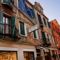 Отель Alle Guglie Италия, Венеция - 1 отзыв об отеле, цены и фото номеров - забронировать отель Alle Guglie онлайн вид на фасад фото 2