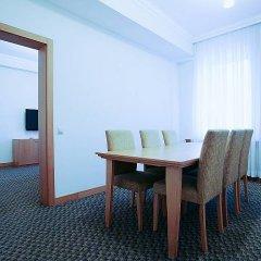 Гостиница Милан 4* Люкс с двуспальной кроватью фото 7