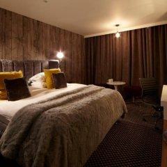 Отель Malmaison London 4* Стандартный номер с различными типами кроватей