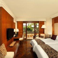 Nusa Dua Beach Hotel & Spa комната для гостей фото 4