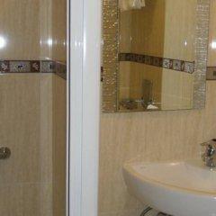 Отель Santa Catalina Испания, Ла-Корунья - отзывы, цены и фото номеров - забронировать отель Santa Catalina онлайн ванная