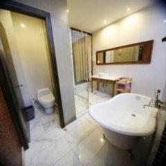 Отель Mingtown Hiker Youth Hostel Китай, Шанхай - отзывы, цены и фото номеров - забронировать отель Mingtown Hiker Youth Hostel онлайн ванная фото 2