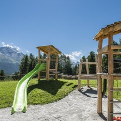 Отель Randolins Familienresort Швейцария, Санкт-Мориц - отзывы, цены и фото номеров - забронировать отель Randolins Familienresort онлайн детские мероприятия фото 6