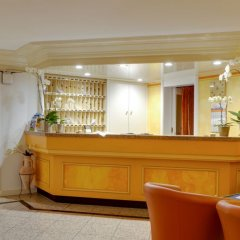 Aurbacher Hotel интерьер отеля