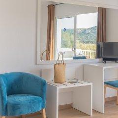 Отель Paradis Blau Испания, Кала-эн-Портер - отзывы, цены и фото номеров - забронировать отель Paradis Blau онлайн удобства в номере