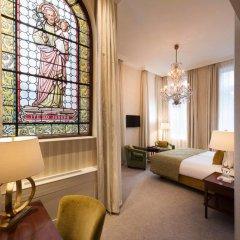 Hotel Dukes' Palace Bruges 5* Люкс с различными типами кроватей фото 2