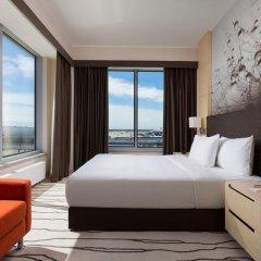 Гостиница DoubleTree by Hilton Moscow — Vnukovo Airport комната для гостей фото 2