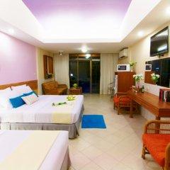 Отель Peace Resort Pattaya комната для гостей фото 7